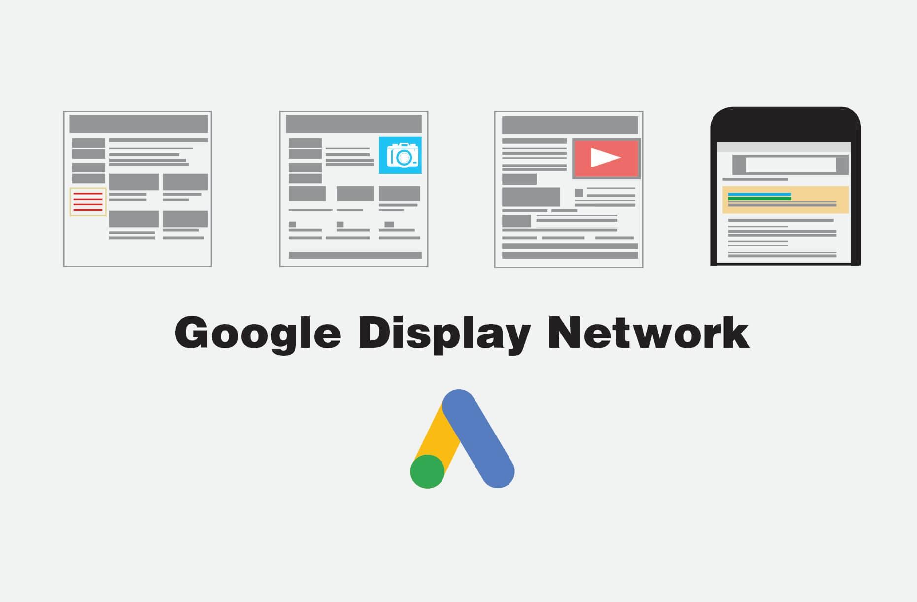 روشهای تبلیغ در شبکهٔ نمایش گوگل