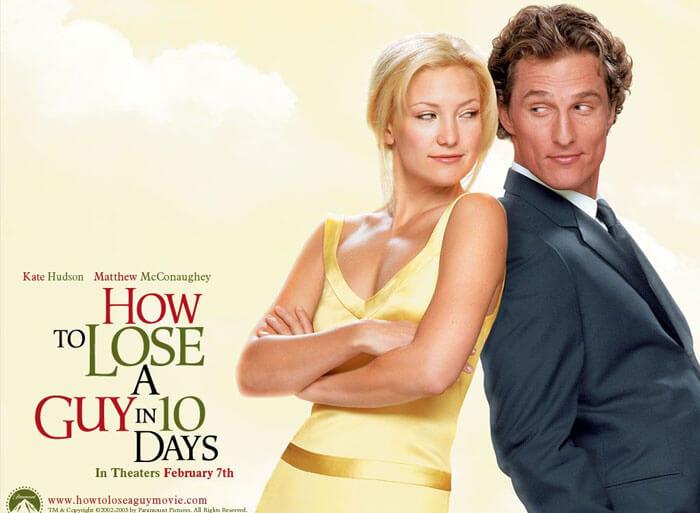فیلم چگونه مردی را در 10 روز از دست بدهیم (How to lose a guy in 10 days)