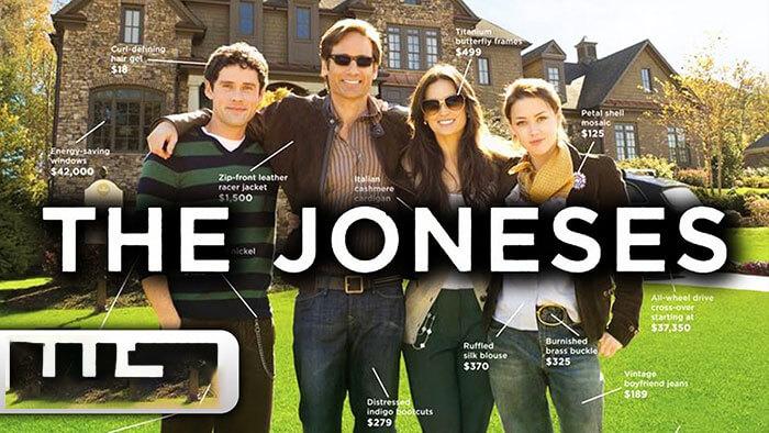 فیلم جونزها (The Joneses)