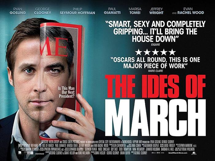 فیلم نیمهی مارس (The ides of March)
