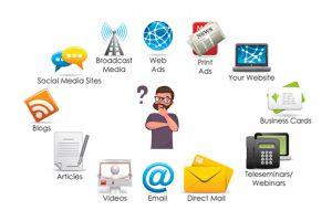 کانالهای بازاریابی محتوایی