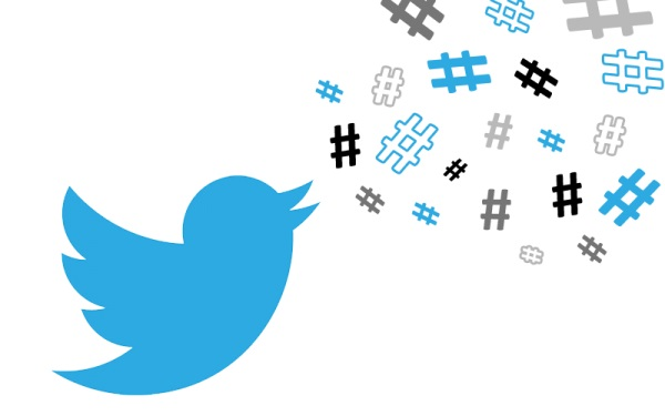 کاربرد هشتگ در توییتر
