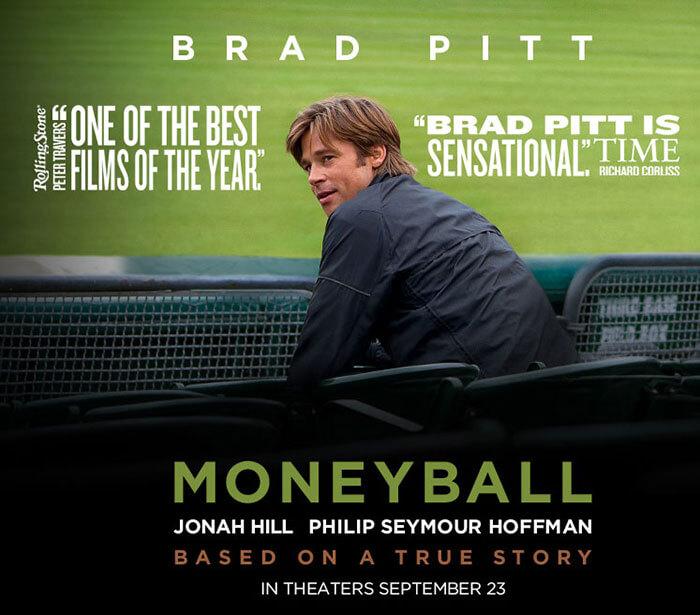 فیلم مانیبال (Moneyball)