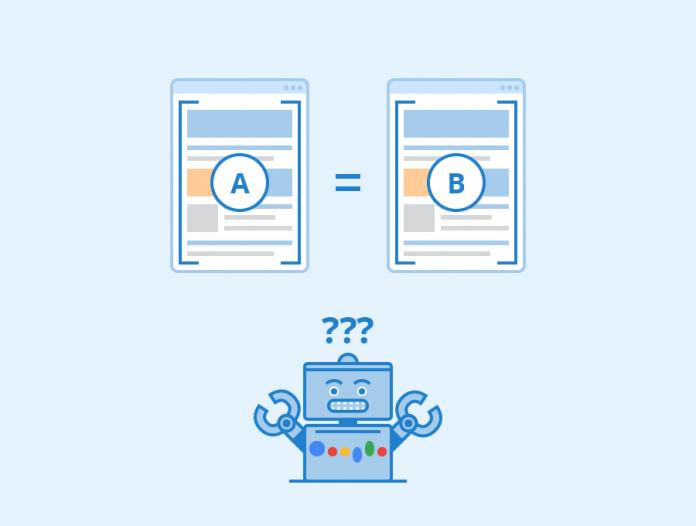 گوگل: اگر محتوای کپیشده رتبه بهتری دریافت کرد، ممکن است سایت منبع مشکل کیفی داشته باشد