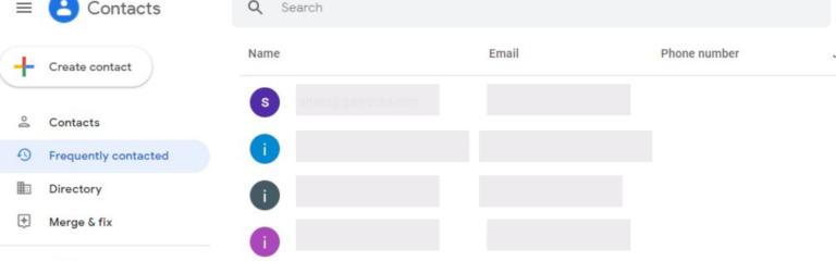استفاده از گوگل میت در جیمیل- google meet