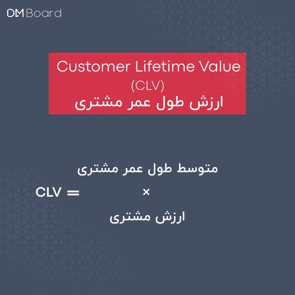 طول عمر مشتری
