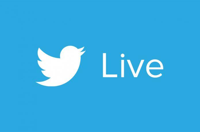 لایو توییتر